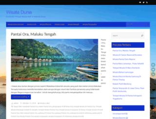 wisatadunia.org screenshot