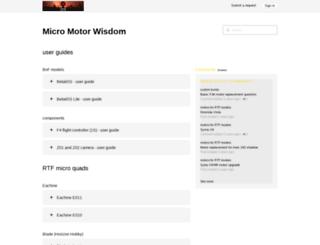 wisdom.micro-motor-warehouse.com screenshot