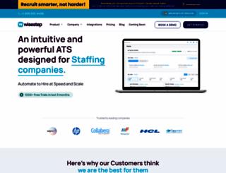 wisestep.com screenshot