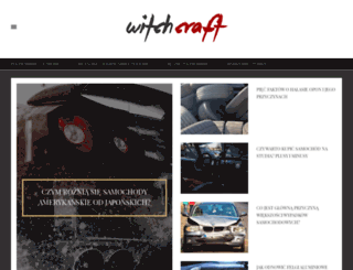 witchcraft.org.pl screenshot