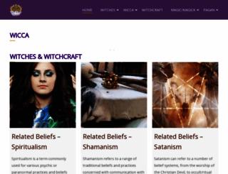 witchcraftandwitches.com screenshot