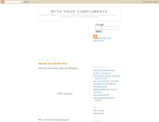 with-your-compliments.blogspot.nl screenshot
