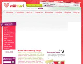 withluv.com screenshot