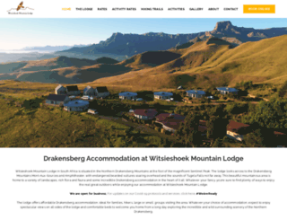 witsieshoek.co.za screenshot