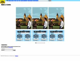 wittycomics.com screenshot