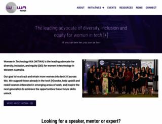 witwa.org.au screenshot