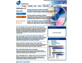 wixaware.com screenshot