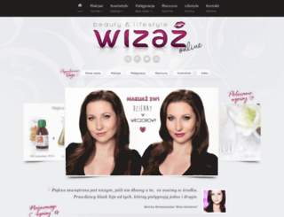 wizazonline.pl screenshot