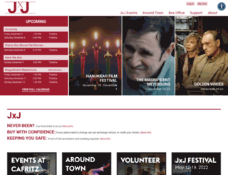 wjff.org screenshot