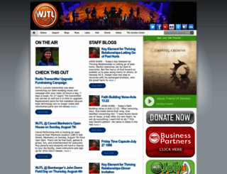 wjtl.com screenshot