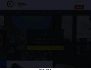 wkf.national-geographic.pl screenshot