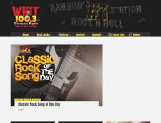 wkitfm.com screenshot
