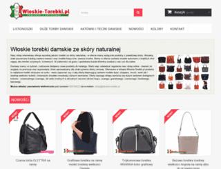 wloskie-torebki.pl screenshot