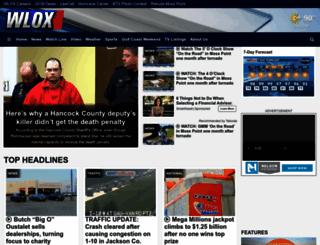 wlox.com screenshot