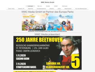 wmc-media.de screenshot
