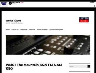 wmctradio.net screenshot