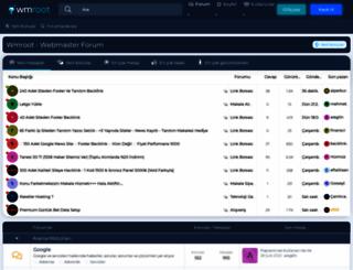 wmroot.com screenshot