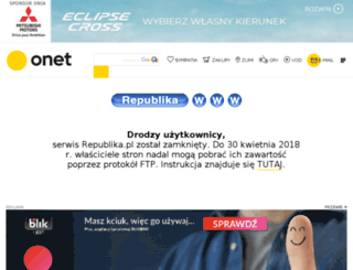 wmzszach.republika.pl screenshot