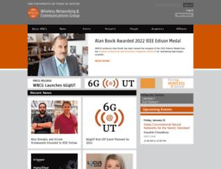 wncg.org screenshot