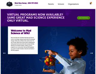 wnj.madscience.org screenshot