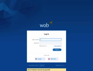 wobcomm.5pmweb.com screenshot