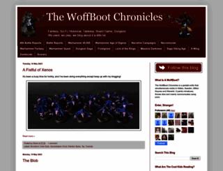 woffboot.blogspot.co.uk screenshot