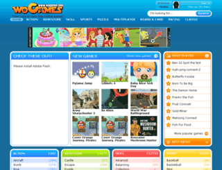 wogames.com screenshot