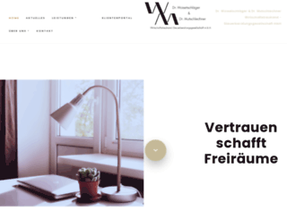 woisetschlaeger.co.at screenshot