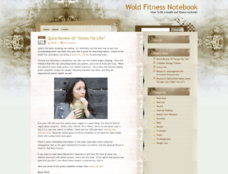 woldfitness.com screenshot