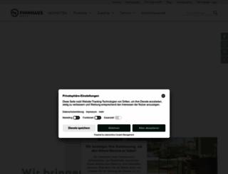 wolff-finnhaus.de screenshot