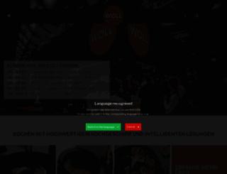 woll-cookware.com screenshot