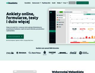 wolnoscfinansowa.ankietka.pl screenshot
