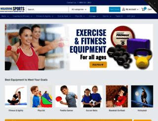 wolverinesports.com screenshot