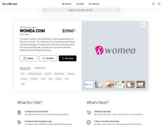 womea.com screenshot