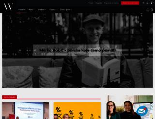 womeninadria.com screenshot