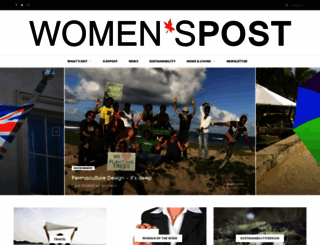 womenspost.ca screenshot