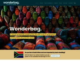 wonderbagworld.com screenshot