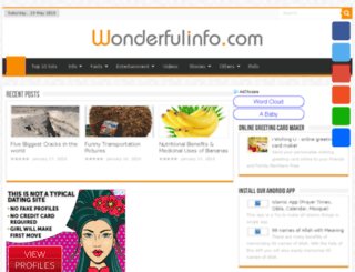 wonderfulinfo.net screenshot