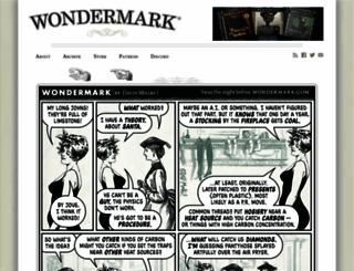 wondermark.com screenshot