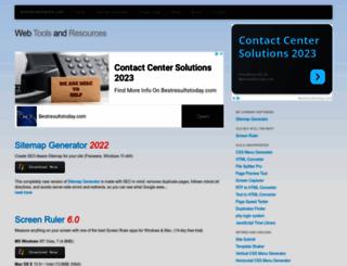 wonderwebware.com screenshot