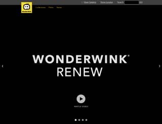 wonderwinkscrubs.com screenshot