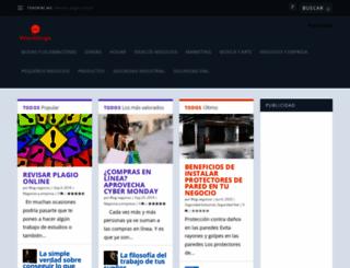 wooblogs.com screenshot
