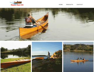 woodenboatusa.com screenshot