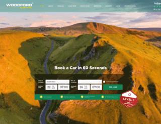 woodford.co.za screenshot