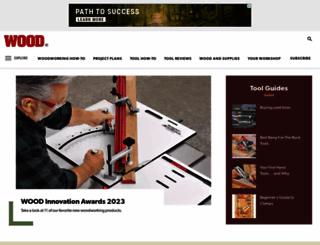 woodmagazine.com screenshot
