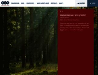 woodmarkets.com screenshot