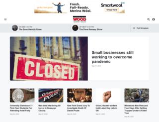 woodradio.com screenshot
