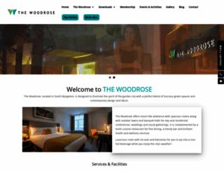 woodroseclub.com screenshot