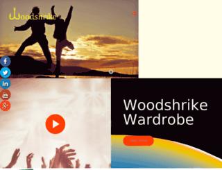 woodshrike.com screenshot