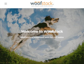 woofstock.ca screenshot